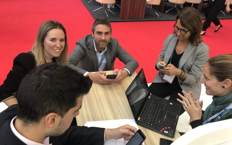 IMEX group at Frankfurt Fair
